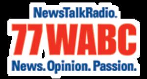 WABC (AM) - 77 WABC logo prior to 2011