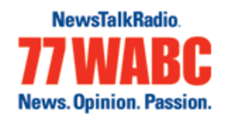 WABC (AM) - 77 WABC logo prior to 2011