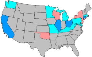 United States House of Representatives elections, 1944 - Image: 79 us house changes