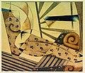 81 - Odalisque cubique - Georges Gaudion - vers 1920 - Aquarelle sur papier - Musée du Pays rabastinois - Inv.2006.4.6.jpg
