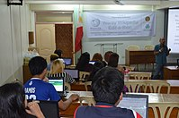 8th Waray Wikipedia Edit-a-thon 03.JPG