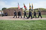 9-11 ceremony at Fort McHenry 140911-N-WX580-038.jpg