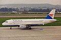 9A-CTG 1 A319-112 Croatia ZRH 28AUG99 (5797034330).jpg