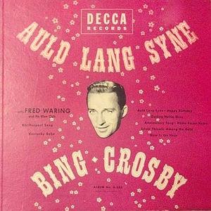 Auld Lang Syne (Bing Crosby album) - Image: A 663 Auld Lang Syne