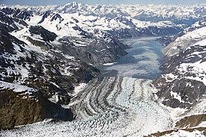 Glacier Bay National Park and Preserve - Johns Hopkins Glacier