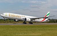 A6-ENN - B77W - Emirates