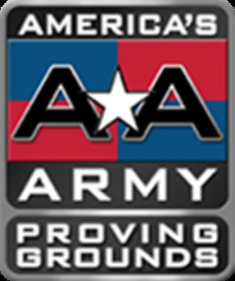 America's Army - Image: AA4logobrand vert