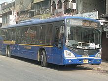 Lucknow Mahanagar Parivahan Sewa