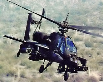 Pakistan–United States skirmishes - Two AH-64 Apache helicopters were intercepted over Pakistani territory