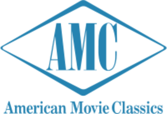 AMC (TV channel) - AMC logo shown from 1998 to 2002.