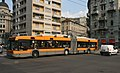 ATM Autodromo BusOtto artic trolleybus 302 (MAN chassis) Loreto.jpg