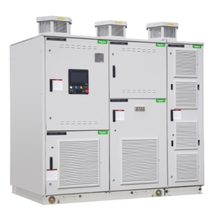 Altivar Process ATV6000, part of medium voltage variable speed drive products for industrial automation and control by Schneider Electric.