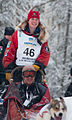 A beaming Ryne Olson ready for her first Iditarod (6953093977).jpg