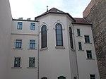 A párbeszéd háza. Jézus Szíve rendház. - Budapest VIII., Mária utca.JPG