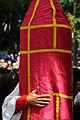 A religious procession in the streets of Santa Cruz de Tenerife (details). Tenerife, Canary Islands, Spain, Southwestern Europe-2.jpg
