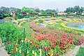 A view of one corner of the Centre Garden at Rashtrapati Bhawan in New Delhi on March 14, 2005.jpg
