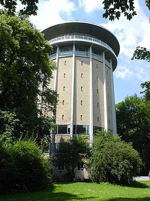 Belvedere Water Tower - Water Tower Belvedere