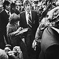 Aankomst Nederlands elftal in Hiltrup ( West Duitsland ) WK voetbal 1974 Neeske, Bestanddeelnr 927-2507.jpg