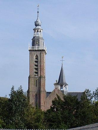 Top 100 Dutch heritage sites - Image: Aardenburg Sint Baafskerk 5