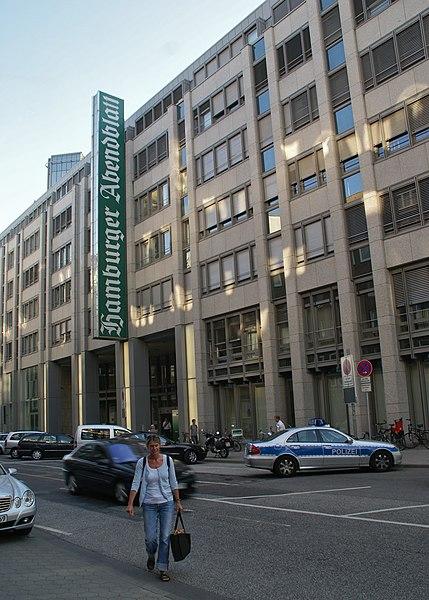 File:Abendblatt - Haupteingang.jpg