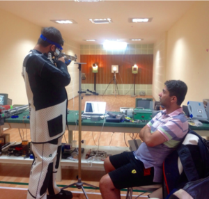 Abhinav Bindra - Abhinav Bindra Coaching