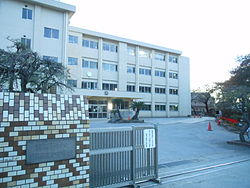 Abiko City Abiko Forth Elementary School.jpg