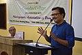 Abir Chattopadhyay Addressing - Inaugural Ceremony - Certificate Course On Basics Of Photography - Gurudas College - Kolkata 2019-06-26 1790.JPG