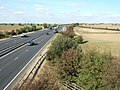 Above the A14 near Huntingdon - geograph.org.uk - 1534261.jpg