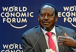 Accelerating Infrastructure Development Raila Amolo Odinga (8412050678)