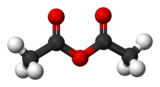 Image illustrative de l'article Anhydride acétique