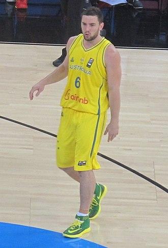 Adam Gibson (basketball) - Image: Adam Gibson