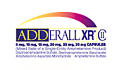 Adderall XR 15 mg capsule