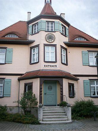 Adelmannsfelden - Adelmannsfelden Town hall