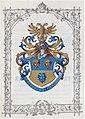 Adelsdiplom - Krekich von Treuland 1873 - Wappen.jpg