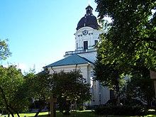 阿道夫·弗雷德里克教堂