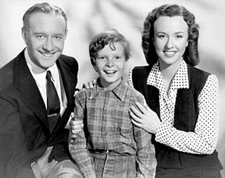 Ted Donaldson American former child actor