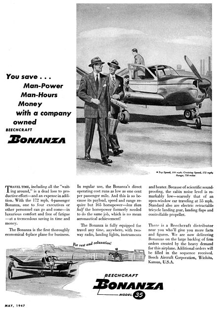Beechcraft Bonanza - Wikiwand