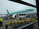 Aer Lingus (EI-DEC), Belfast City Airport, February 2015 (02).JPG
