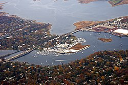 Aerial view of Barrington, Rhode Island.jpg
