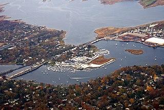 Barrington, Rhode Island Town in Rhode Island, United States