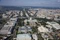 Aerial view showing the U.S. Capitol under restoration, Washington, D.C LCCN2010630454.tif