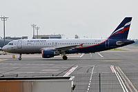VQ-BCN - A320 - Aeroflot