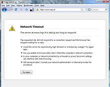 Timeout (computing) - Wikipedia
