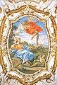Agar ed Ismaele nel deserto salvati dall'Angelo (Girolamo Troppa, XVII secolo, Palazzo Montani, Terni).jpg