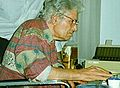 Ahmad Shamlou writing.jpg