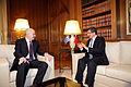 Ahmet Davutoglu and George Papandreou in Greece7.jpg
