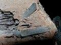 Aigue-marine et tourmaline noire sur orthose (Namibie).jpg