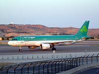 EI-DEA - A320 - Aer Lingus