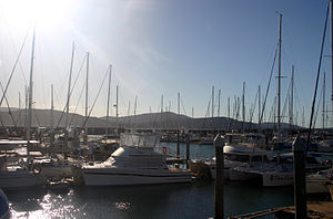 Airlie Beach, Queensland - Abel Point Marina