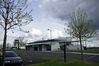 Angers – Loire Airport - Image: Airport Angers Loire